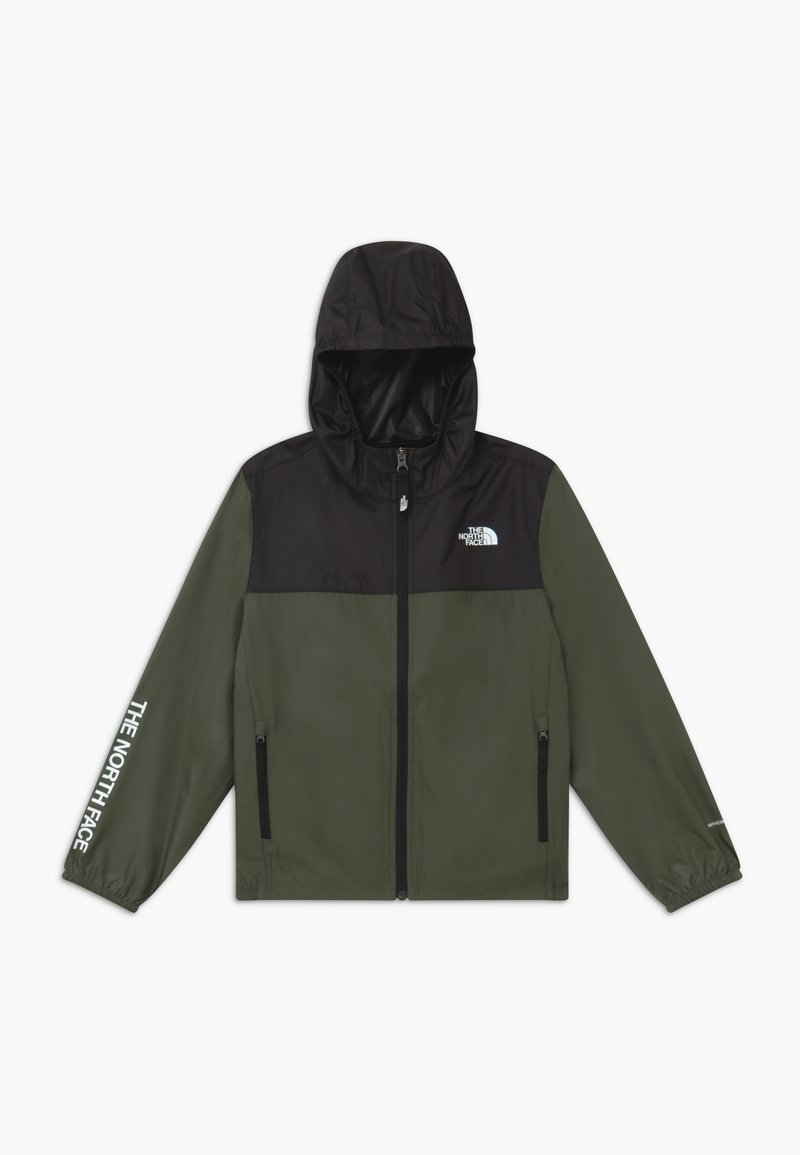 The North Face - YOUTH REACTOR - Veste coupe-vent - thyme