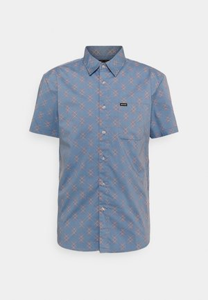 CHARTER PRINT - Overhemd - slate blue