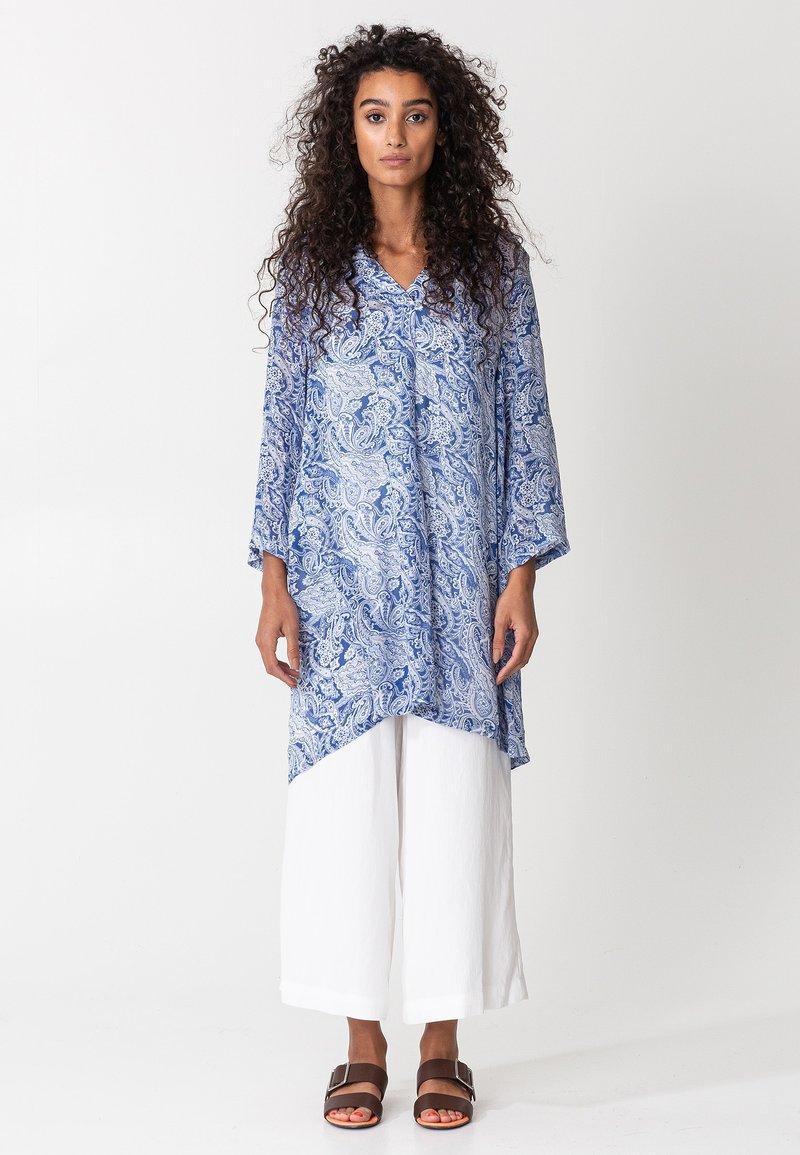 Indiska - GRISHMA - Tunic - blue