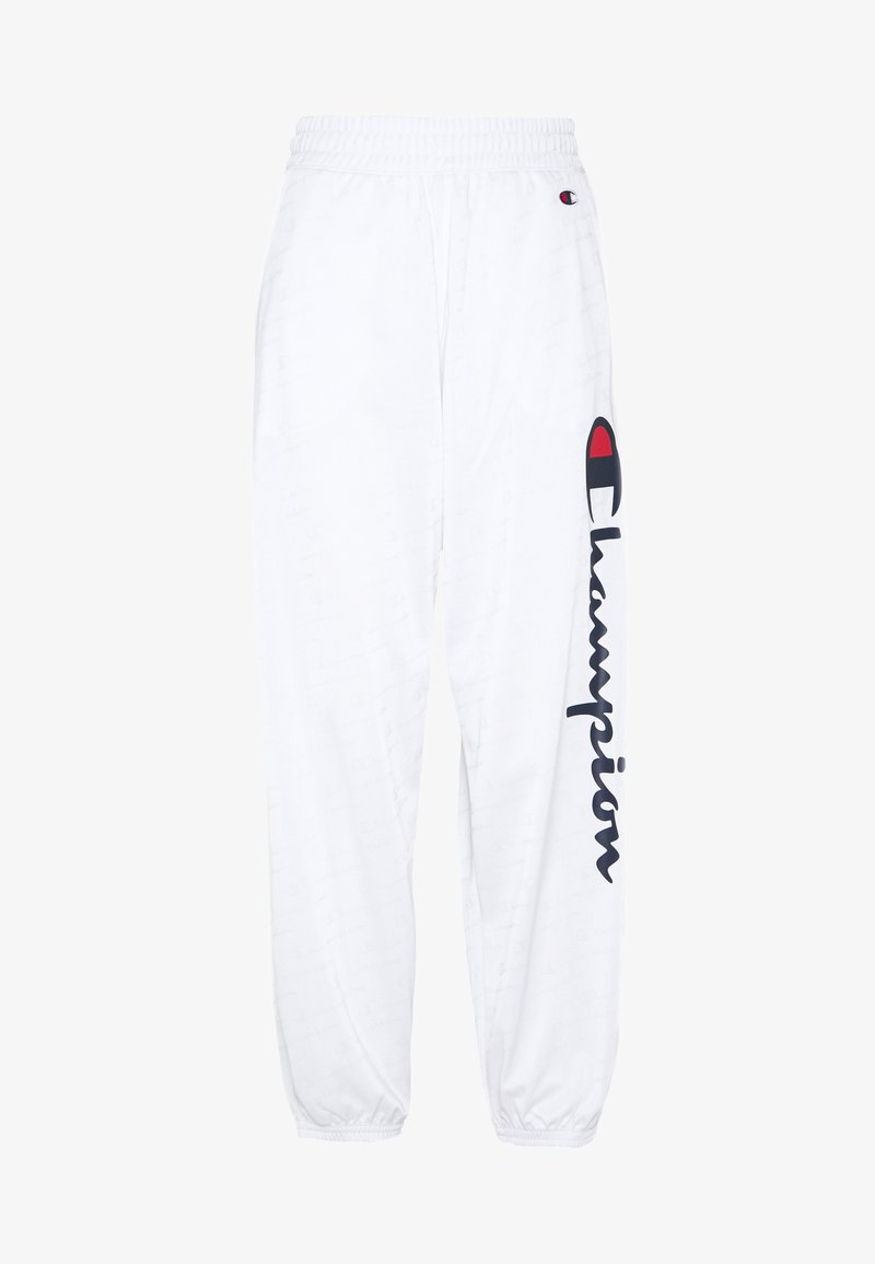 Champion - CUFF PANTS - Joggebukse - white