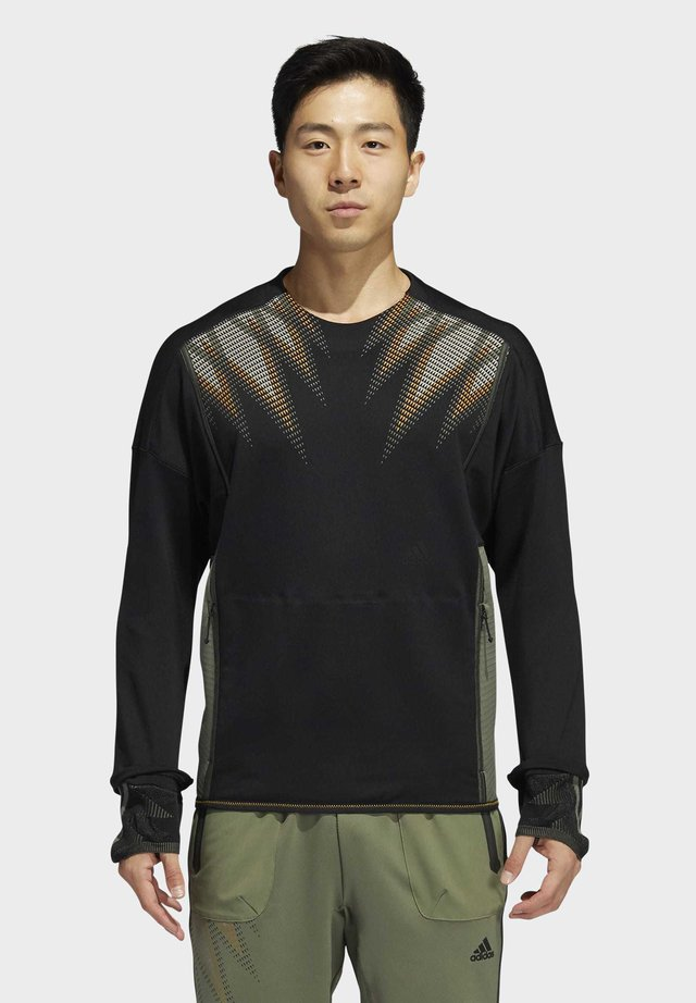 DESIGNED4TRAINING COLD.RDY SPORTS PULLOVER - Mikina - black