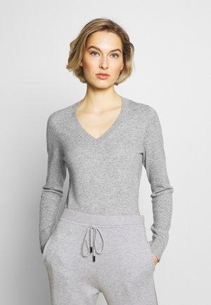SWEATER - Trui - silver grey