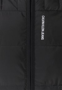 Calvin Klein Jeans - PADDED JACKET - Light jacket - black - 2