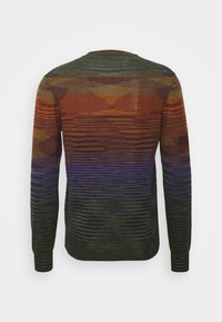 Missoni - LONG SLEEVE CREW NECK - Strikkegenser - multi-coloured - 1