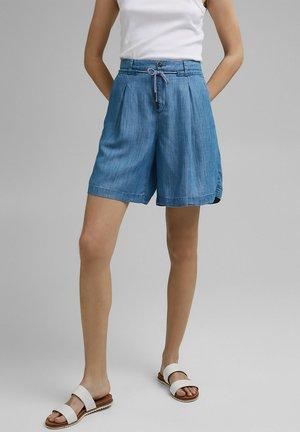 Shorts - blue medium washed