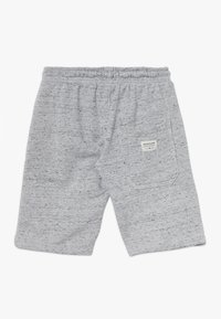 Quiksilver - EASY DAY TRACK  - Tracksuit bottoms - light grey heather - 1