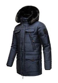 Navahoo - LUAAN - Winter coat - dark blue - 1