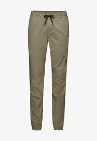 Mammut - CAMIE PANTS MEN - Trousers - grey - 2