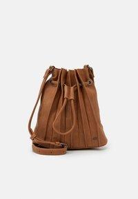 Fritzi aus Preußen - JALA - Across body bag - caramel - 0