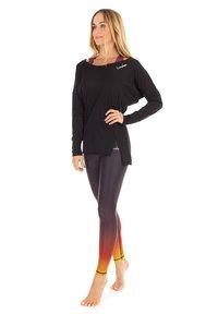 Winshape - MCS003 ULTRA LIGHT - Long sleeved top - schwarz - 7