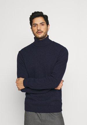 KARL ROLL NECK BOUNTY - Sweter - navy blazer