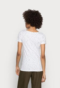 Esprit - COO DANCER - Print T-shirt - white - 2