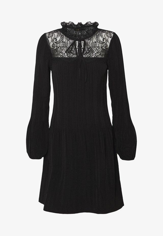 Korte jurk - noir