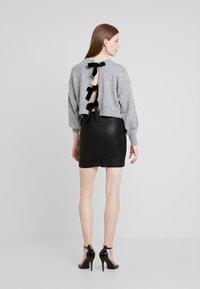 Noisy May - Mini skirt - black - 3