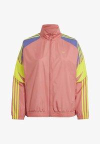 adidas Originals - FAKTEN ORIGINALS JACKE – GROSSE GRÖSSEN - Training jacket - pink - 6