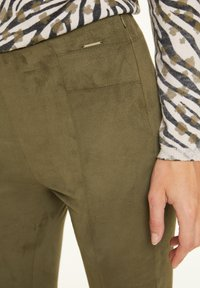 comma casual identity - Leggings - Trousers - khaki