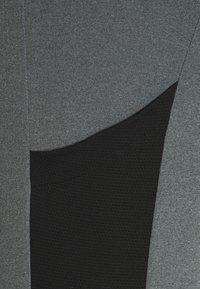 adidas Performance - Collants - grey/black/white - 7
