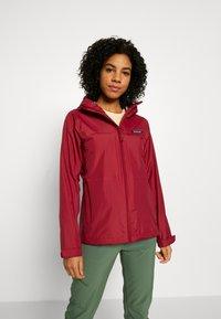 Patagonia - TORRENTSHELL - Hardshell jacket - roamer red - 0