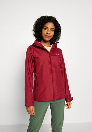 TORRENTSHELL - Hardshell jacket - roamer red