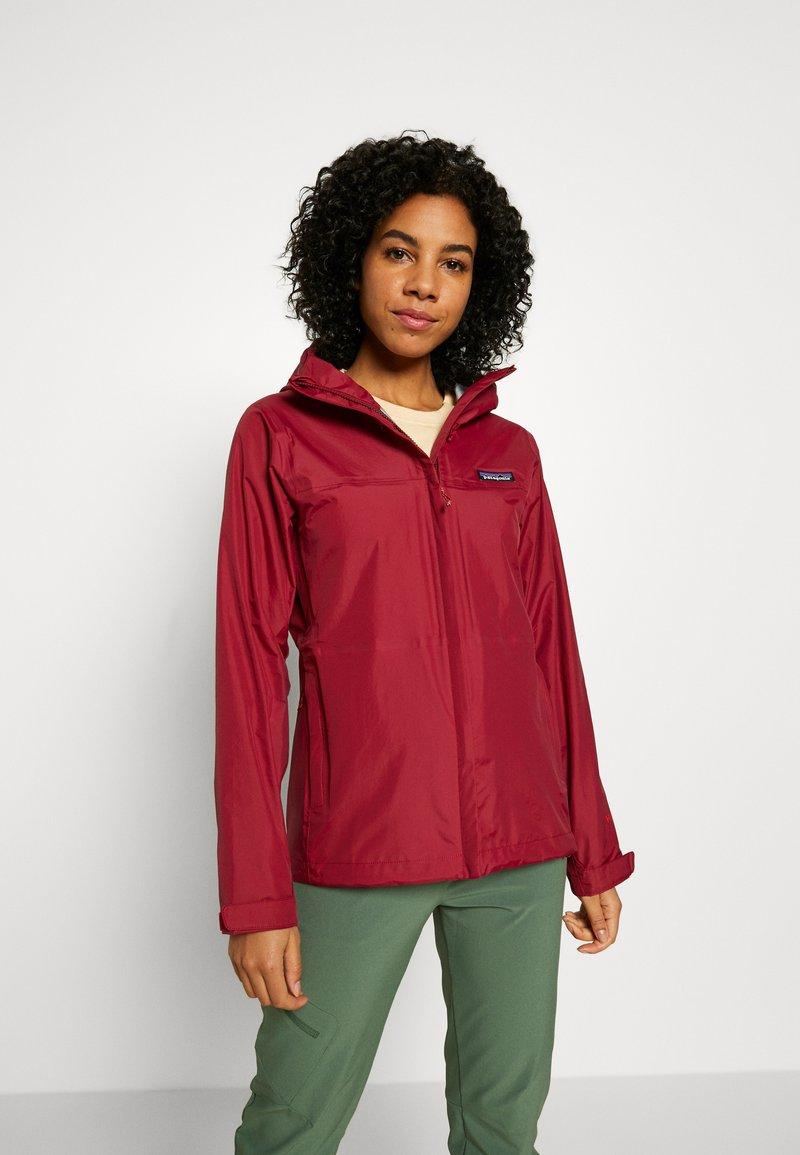 Patagonia - TORRENTSHELL - Hardshell jacket - roamer red