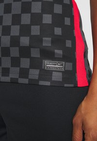 Nike Performance - KROATIEN - National team wear - anthracite/black/university red - 5
