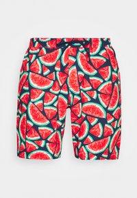 GAP - SWIM TRUNK NEW - Swimming shorts - watermelon - 0