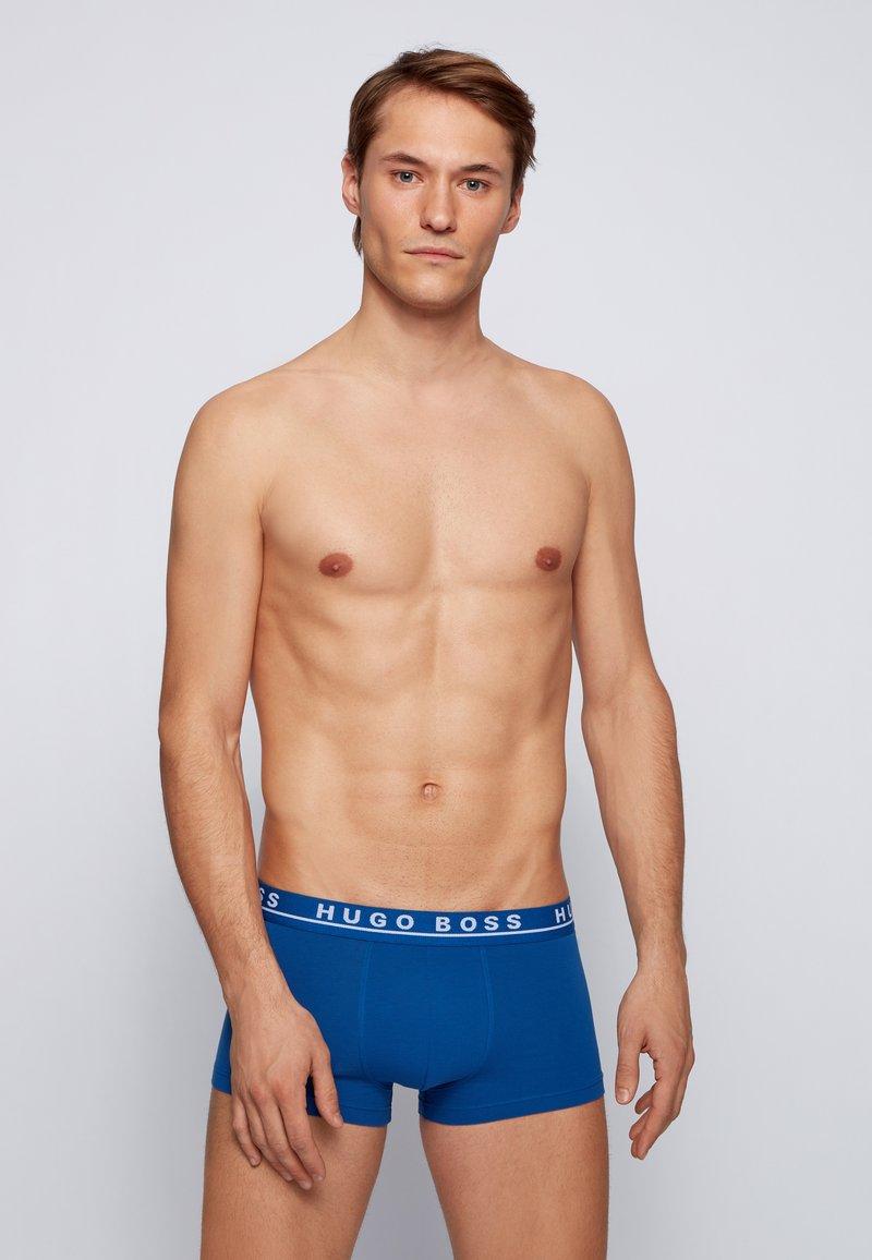 BOSS - TRUNK 3 PACK  - Pants - open blue