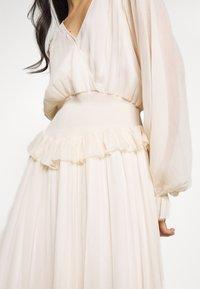 DESIGNERS REMIX - MINDY EXCLUSIVE LONG DRESS - Occasion wear - lemonade - 6