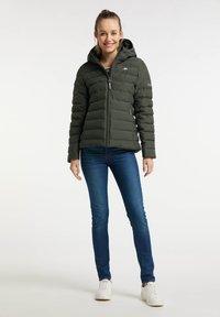 Schmuddelwedda - Zimní bunda - dunkeloliv - 1