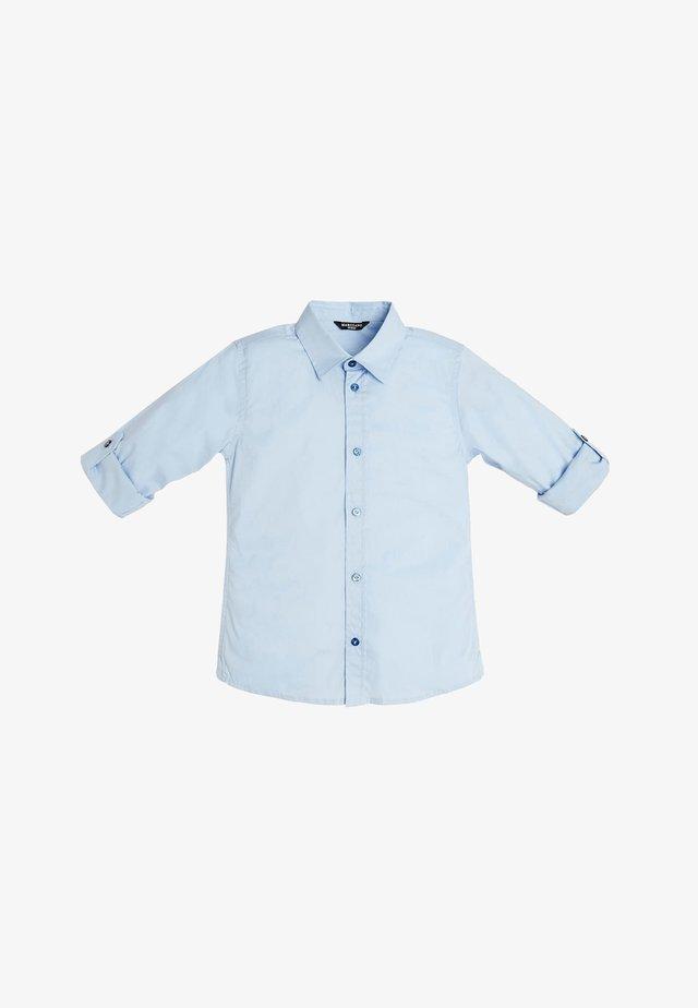 CAMICIA MARCIANO - Overhemd - blu