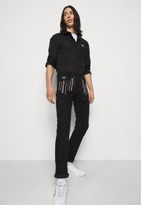 Versace Jeans Couture - COAL - Džíny Slim Fit - black - 3