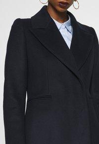 IVY & OAK - MAXI COAT - Klasický kabát - navy blue - 5