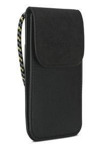 Expatrié - AMELIE - Across body bag - schwarz-gelb - 2
