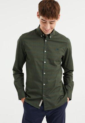 MET SECRET FINISH - Shirt - green