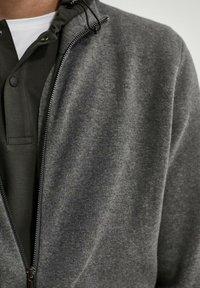 Massimo Dutti - Cardigan - dark grey - 4