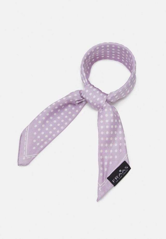 Scarf - light purple