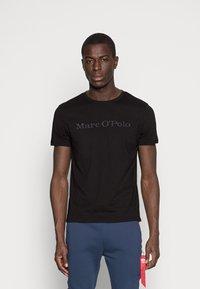 Marc O'Polo - T-shirt imprimé - black - 0