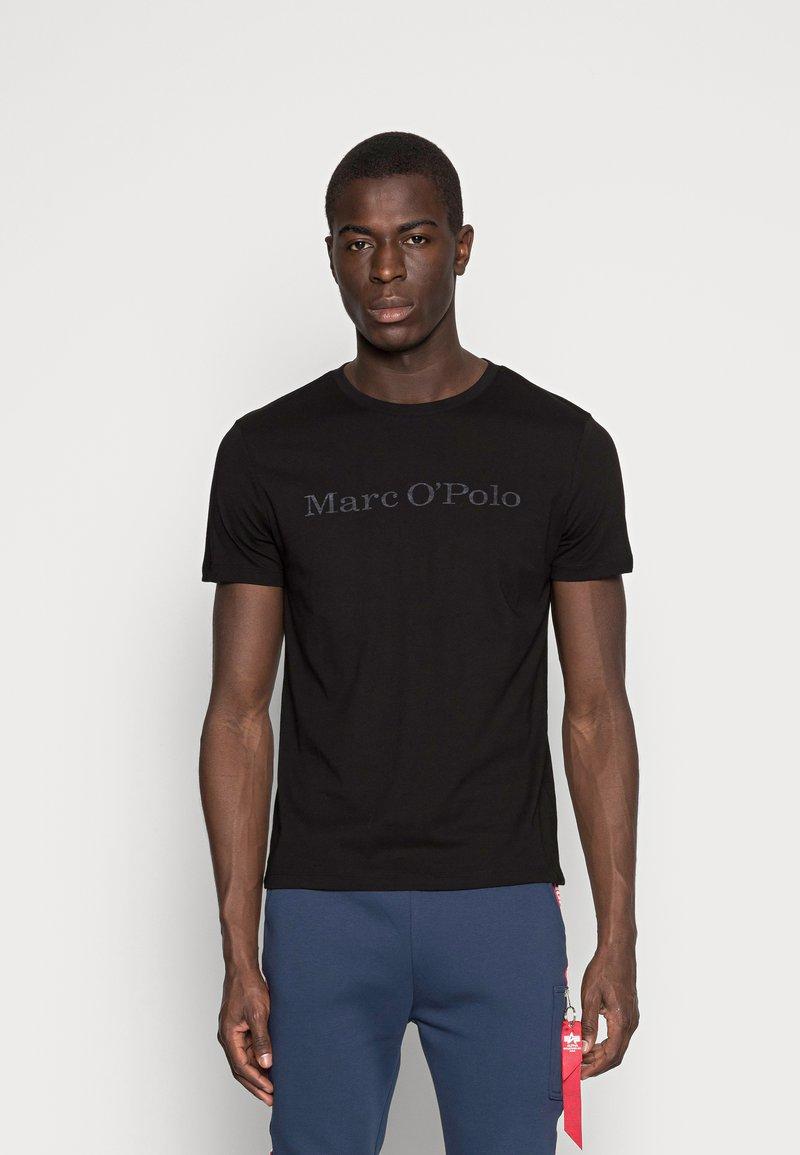 Marc O'Polo - T-shirt imprimé - black