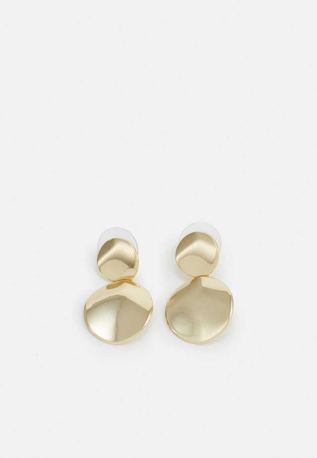 PHOEBE PENDANT - Earrings - gold-coloured