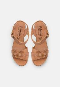 Felmini - MESHA - High heeled sandals - tierra - 5