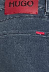 HUGO - Slim fit jeans - medium blue - 6