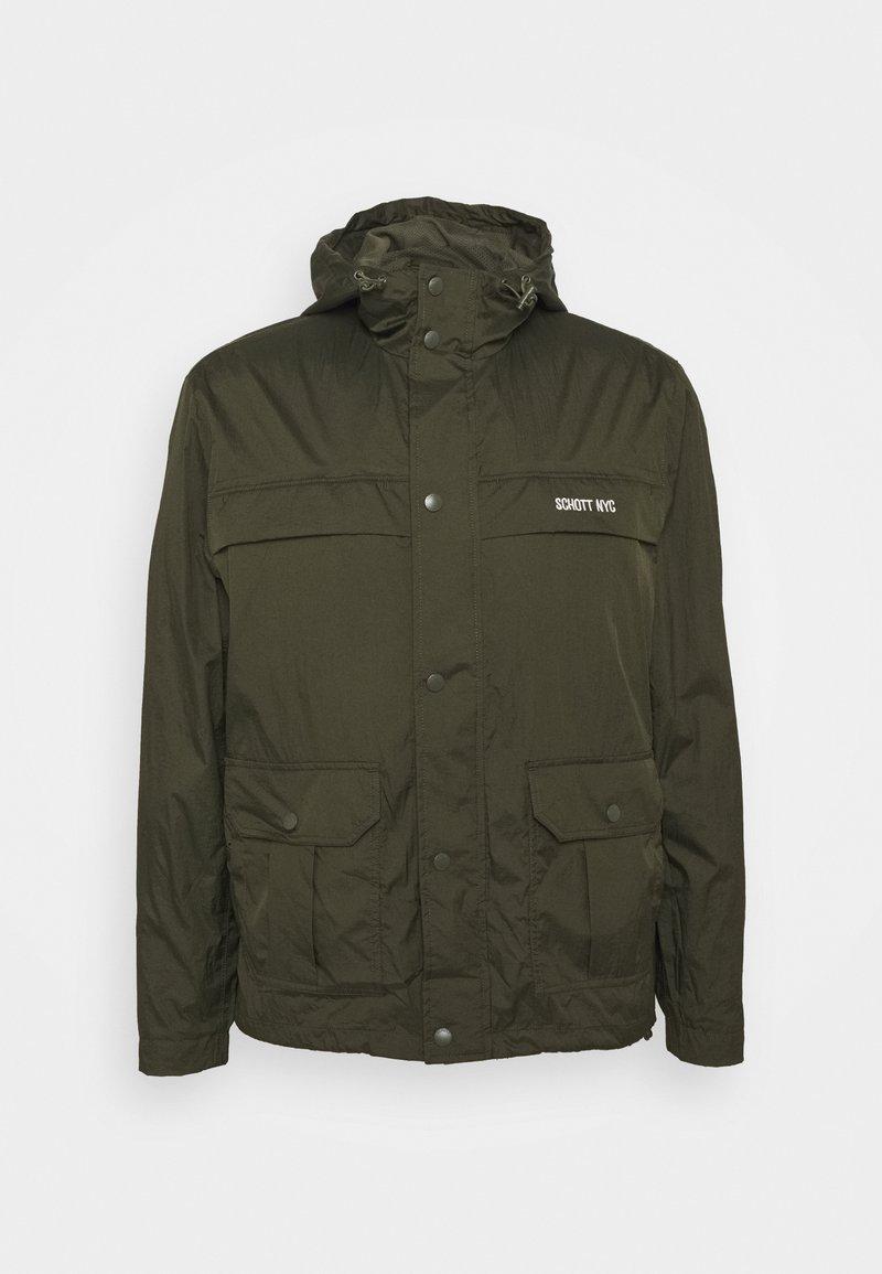Schott - ALCYON - Summer jacket - kaki