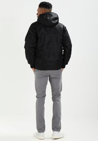 Alpha Industries - ANORAK - Jas - black - 2