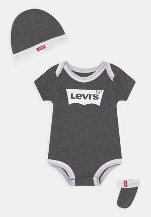 CLASSIC BATWING INFANT SET - Potiskana majica - charcoal heather