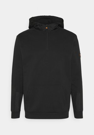 MORNALO - Kapuzenpullover - black