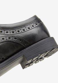 Next - Šněrovací boty - black - 3