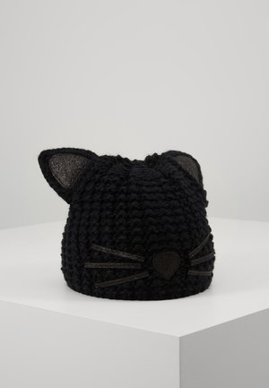 CHOUPETTE LUXURY BEANIE - Huer - black