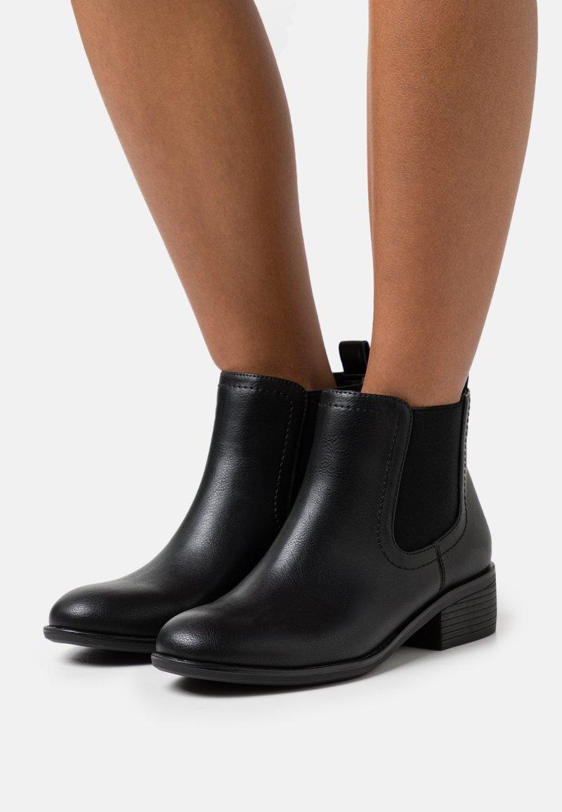 Dorothy Perkins - MAPLE CHELSEA  - Ankle boot - black