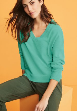 COSY - Jumper - turquoise