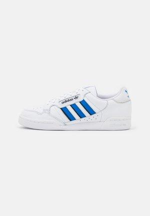 CONTINENTAL 80 STRIPES UNISEX - Matalavartiset tennarit - footwear white/bluebird/core black